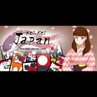 Koi-Koi Japan with Vol. 1-3 DLC