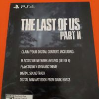 The Last Of Us Part II Digital Extras
