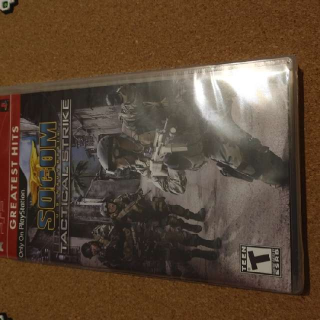 SOCOM: Tactical Strike - Sony PSP New/Sealed