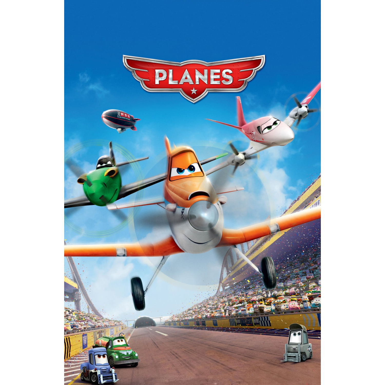 Planes And Planes: Fire And Rescue