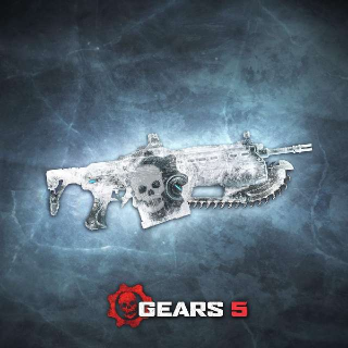Gears 5 Ice Kait Skin, Ice Block Lancer And 1 Supply Drop