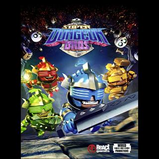 Super Dunegon Bros PC Game - STEAM CD-Key