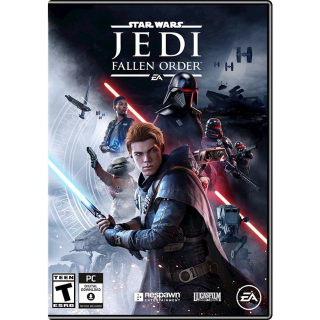 Star Wars Jedi Fallen Order Origin PC key Listing
