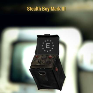 Aid | 50 Stealth Boy Mark III