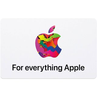 $18.00 Apple Gift Card