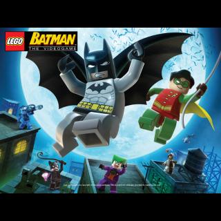 Lego Batman Instant Delivery Key