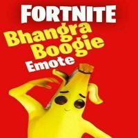 Code | Bhangra Emote