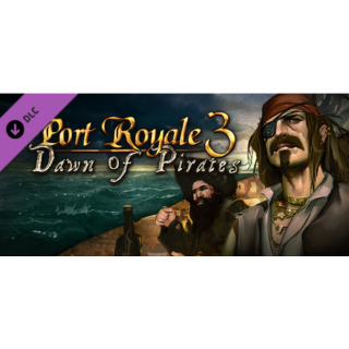 [𝐈𝐍𝐒𝐓𝐀𝐍𝐓] Port Royale 3: Dawn of Pirates DLC (Steam Key Global)