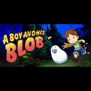 [𝐈𝐍𝐒𝐓𝐀𝐍𝐓]A Boy and His Blob(Steam Key Global)
