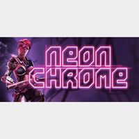 [𝐈𝐍𝐒𝐓𝐀𝐍𝐓]Neon Chrome(Steam Key Global)