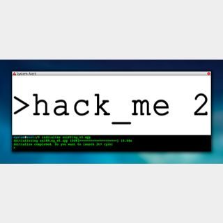 [𝐈𝐍𝐒𝐓𝐀𝐍𝐓] hack_me 2(Steam Key Global)