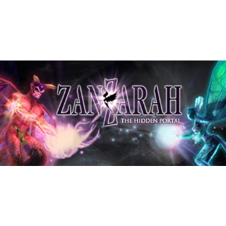 [𝐈𝐍𝐒𝐓𝐀𝐍𝐓] ZANZARAH: THE HIDDEN PORTAL (Steam Key Global)