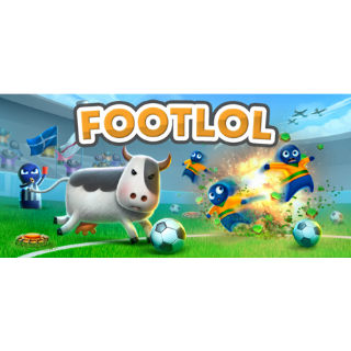 [𝐈𝐍𝐒𝐓𝐀𝐍𝐓]FootLOL: Epic Fail League(Steam Key Global)