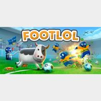 [𝐈𝐍𝐒𝐓𝐀𝐍𝐓]FootLOL: Epic Fail League(Steam Key Global)