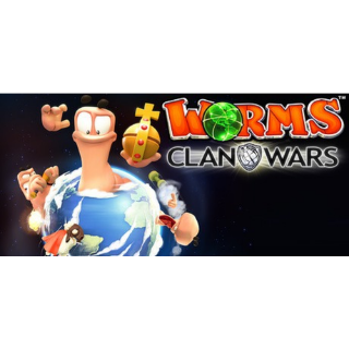 [𝐈𝐍𝐒𝐓𝐀𝐍𝐓] Worms Clan Wars(Steam Key Global)