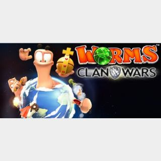 [𝐈𝐍𝐒𝐓𝐀𝐍𝐓] Worms Clan Wars(Steam Key Global)