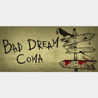 [𝐈𝐍𝐒𝐓𝐀𝐍𝐓]Bad Dream: Coma (Steam Key Global)