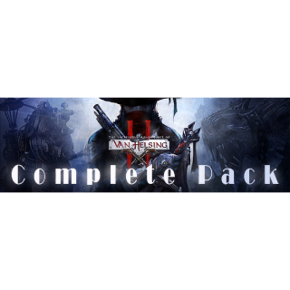 [𝐈𝐍𝐒𝐓𝐀𝐍𝐓] Van Helsing II : Complete Pack (Steam Gift Global)