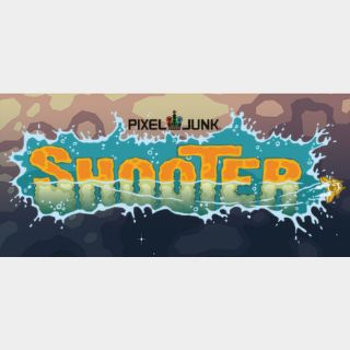 🔑 PixelJunk Shooter  Steam CD Key  [𝐈𝐍𝐒𝐓𝐀𝐍𝐓]