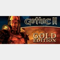 [𝐈𝐍𝐒𝐓𝐀𝐍𝐓] Gothic II Gold Edition(Steam Key Global)
