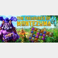 🎮 [𝐈𝐍𝐒𝐓𝐀𝐍𝐓] The Treasures of Montezuma 4 (Steam Gift Global)