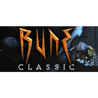 [𝐈𝐍𝐒𝐓𝐀𝐍𝐓] Rune Classic(Steam Key Global)