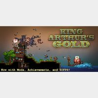 [𝐈𝐍𝐒𝐓𝐀𝐍𝐓]King Arthur's Gold(Steam Key Global)