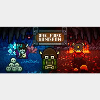 One More Dungeon (Steam Key Global)