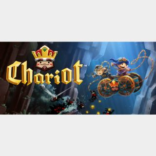 [𝐈𝐍𝐒𝐓𝐀𝐍𝐓] Chariot - Royal Edition (Steam Key Global)