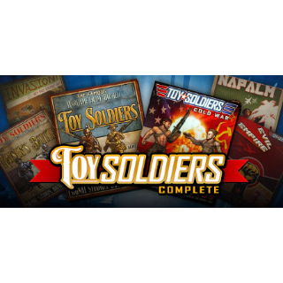 Toy Soldiers Complete(Steam Key Global)