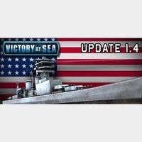 [𝐈𝐍𝐒𝐓𝐀𝐍𝐓]Victory At Sea(Steam Key Global)