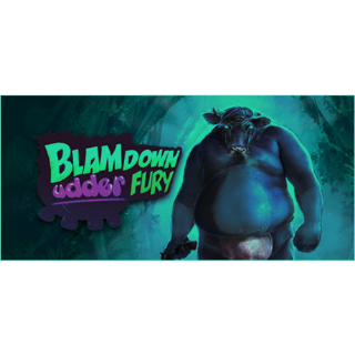 Blamdown: Udder Fury   (Steam Key Global)