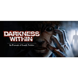 🔑 Darkness Within In Pursuit of Loath Nolder  Steam CD Key  [𝐈𝐍𝐒𝐓𝐀𝐍𝐓]