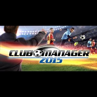 [𝐈𝐍𝐒𝐓𝐀𝐍𝐓] Club Manager 2015 (Steam Key Global)