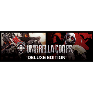 Umbrella Corps™ Deluxe Edition(Steam Key Global)