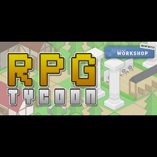 [𝐈𝐍𝐒𝐓𝐀𝐍𝐓] RPG Tycoon + Soundtrack (Steam Key Global)