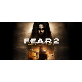 🔑  F.E.A.R. 2: Project Origin   Steam CD Key  [𝐈𝐍𝐒𝐓𝐀𝐍𝐓]