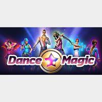 [𝐈𝐍𝐒𝐓𝐀𝐍𝐓]Dance Magic(Steam Key Global)