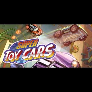[𝐈𝐍𝐒𝐓𝐀𝐍𝐓] Super Toy Cars (Steam Key Global)