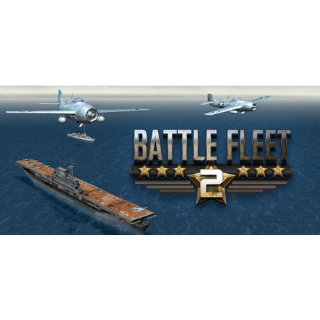 Battle Fleet 2   (Steam Key Global)