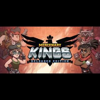🔑 Mercenary Kings Reloaded Edition   Steam CD Key  [𝐈𝐍𝐒𝐓𝐀𝐍𝐓]