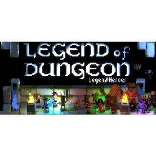 [𝐈𝐍𝐒𝐓𝐀𝐍𝐓]Legend of Dungeon(Steam Key Global)