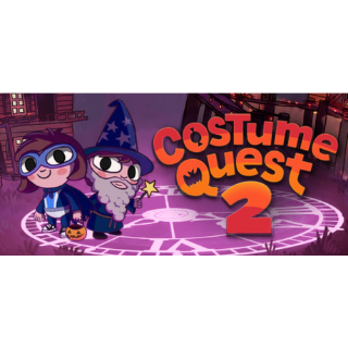 [𝐈𝐍𝐒𝐓𝐀𝐍𝐓]Costume Quest 2(Steam Key Global)
