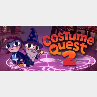 [𝐈𝐍𝐒𝐓𝐀𝐍𝐓]Costume Quest 2(Steam Key Global)