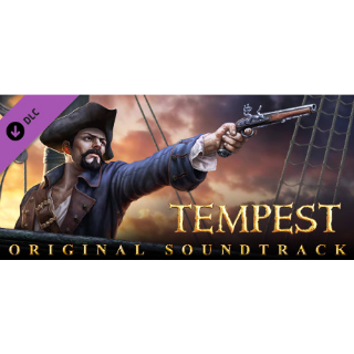 🔑  Tempest - Original Soundtrack   Steam CD Key  [𝐈𝐍𝐒𝐓𝐀𝐍𝐓]