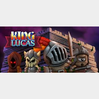 [𝐈𝐍𝐒𝐓𝐀𝐍𝐓]King Lucas(Steam Key Global)