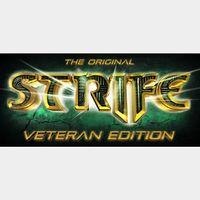 [𝐈𝐍𝐒𝐓𝐀𝐍𝐓] The Original Strife: Veteran Edition(Steam Key Global)