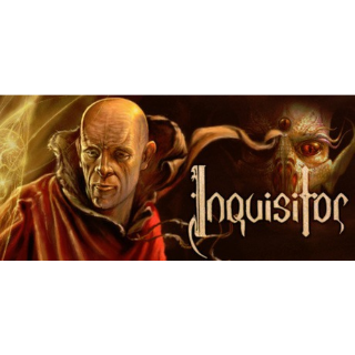 [𝐈𝐍𝐒𝐓𝐀𝐍𝐓]Inquisitor Deluxe Edition(Steam Key Global)
