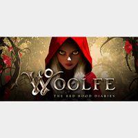 [𝐈𝐍𝐒𝐓𝐀𝐍𝐓] Woolfe - The Red Hood Diaries(Steam Key Global)