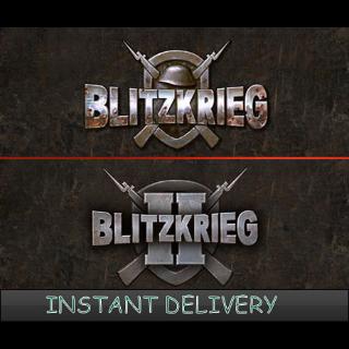 [𝐈𝐍𝐒𝐓𝐀𝐍𝐓] Blitzkrieg Anthology Bundle  (Steam Key Global)